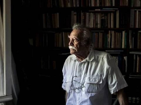 «Γλέζος, Ο 92χρονος μαχητής της ελευθερίας»
