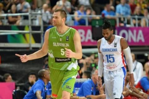 Mundobasket 2014: Δομινικανή Δημοκρατία - Σλοβενία 61-71
