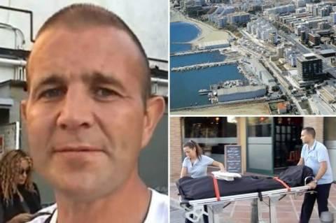 Ισπανία: Μαφιόζικη εκτέλεση Ιρλανδού βαρόνου ναρκωτικών (vid+pics)