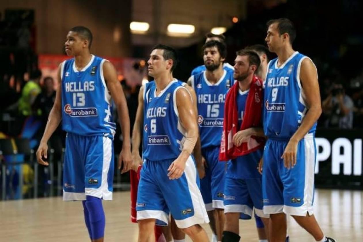 Μουντομπάσκετ 2014: Επιστρέφει η Ελλάδα