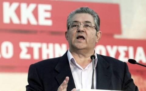 Κουτσούμπας: ΝΔ και ΣΥΡΙΖΑ επιζητούν τη στήριξη του κεφαλαίου