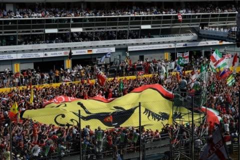 F1 Grand Prix Monza: Postcard από την Ιταλία
