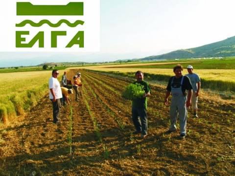 ΕΛΓΑ: Νέες ηλεκτρονικές υπηρεσίες προς τους αγρότες