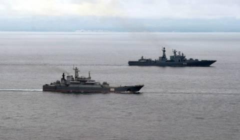 Ρωσική ναυτική βάση στα Νέα Σιβηρικά Νησιά της Αρκτικής