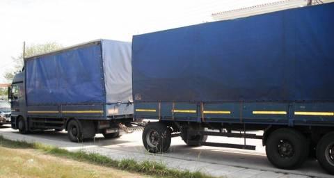 Έβρος: Σύλληψη οδηγού νταλίκας που μετέφερε 4 μετανάστες