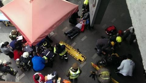 Χιλή: Αυξήθηκε ο αριθμός των τραυματιών από την έκρηξη στο μετρό του Σαντιάγο