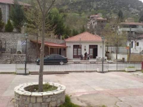 Θυρανοίξια του βυζαντινού ναού Αγ. Νικολάου στο Αγρίδι Αχαΐας