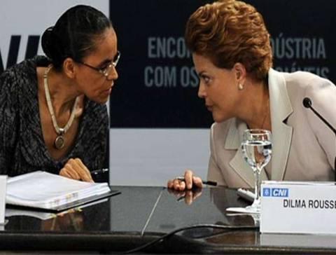 Βραζιλία: Η Ρουσέφ μειώνει κι άλλο το προβάδισμα της Σίλβα