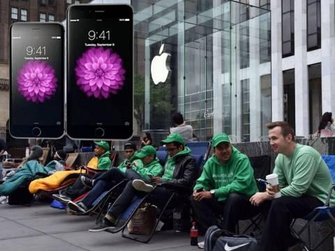 iPhone 6: Η Apple παρουσίασε το νέο έξυπνο κινητό (pics+video)