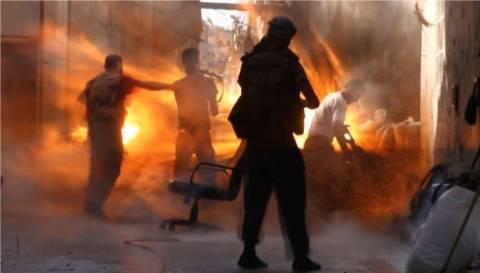 Συρία: Τουλάχιστον 28 στελέχη ισλαμιστικής οργάνωσης σκοτώθηκαν από έκρηξη