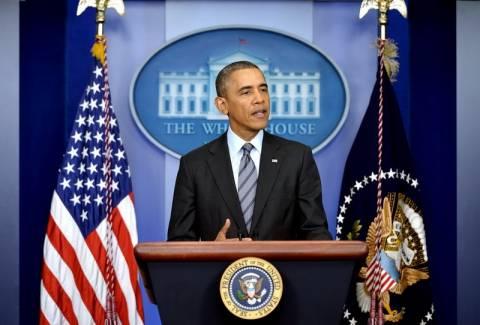 Ομπάμα: Οι ΗΠΑ μπορούν να επιτεθούν στους τζιχαντιστές χωρίς την έγκριση του Κογκρέσου
