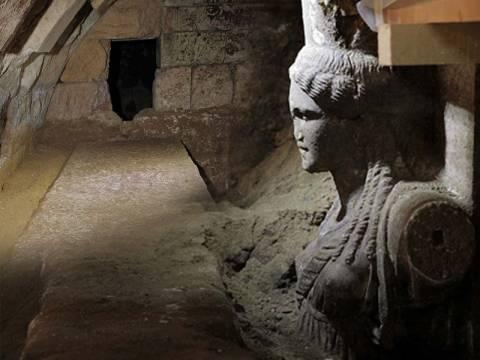 Αμφίπολη: Μπορεί να είναι και άλλοι οι «ένοικοι» του τάφου