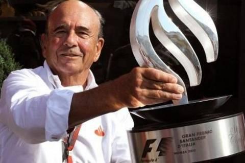 Formula 1: Πέθανε ο Emilio Botin