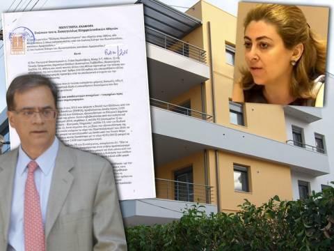 ΕΝΦΙΑ: Μήνυση κατά Χαρδούβελη και Σαββαΐδου από τους «Έλληνες Φορολογούμενους»