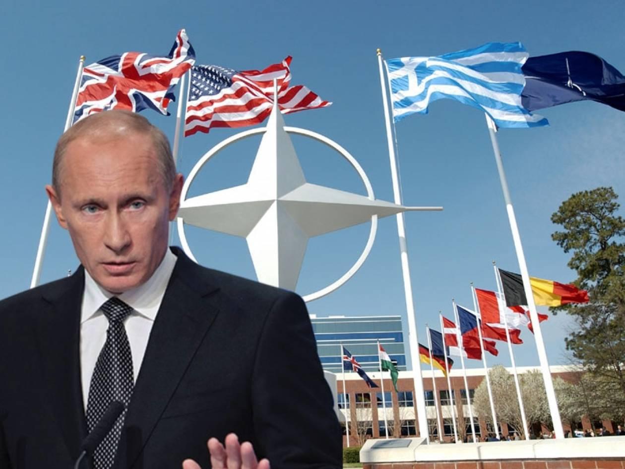 «Κάποιοι προσπαθούν να νεκραναστήσουν το ΝΑΤΟ»