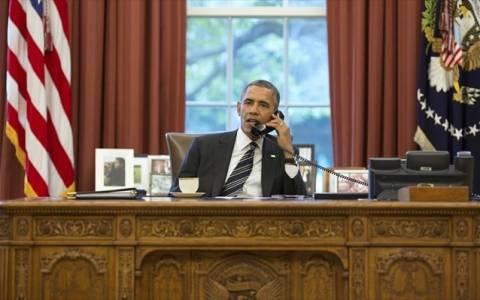 Τηλεφωνική επικοινωνία Ομπάμα- Αμπντάλα για τους τζιχαντιστές