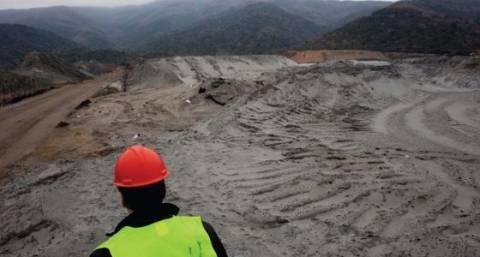 Στο αρχείο η έρευνα για περιστατικά διαρροής υλικών της «Ελληνικής Χρυσός»
