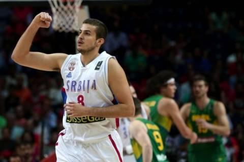 Μουντομπάσκετ 2014: Σερβία - Βραζιλία 84-56