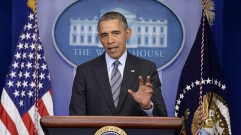 Ο Ομπάμα ενέκρινε ποσό 25 εκατ. δολαρίων ως άμεση στρατιωτική βοήθεια στο Ιράκ