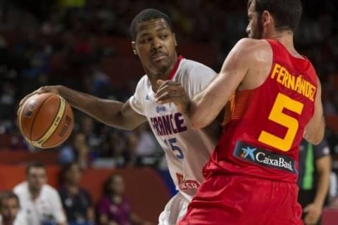 Mundobasket 2014: Γαλλία - Ισπανία 65-52