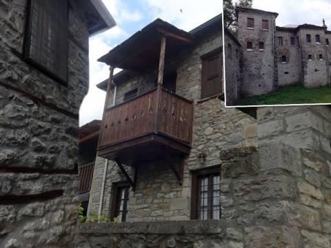 Γαναδιό: Ένα χωριό - μνημείο αρχιτεκτονικής στον Σμόλικα
