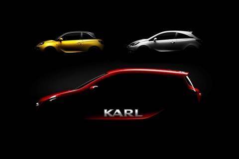 Opel Karl: Το Νέο Μικρό της Opel