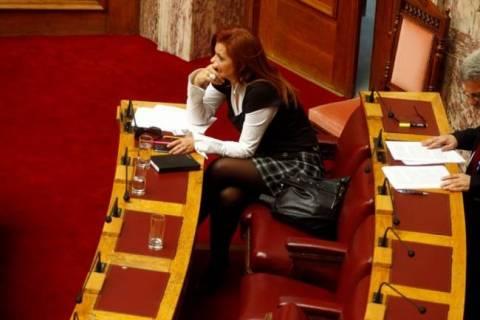 Κατέθεσε αίτημα διαζυγίου η Μ.Γιαννακάκη για το πλαστό πτυχίο
