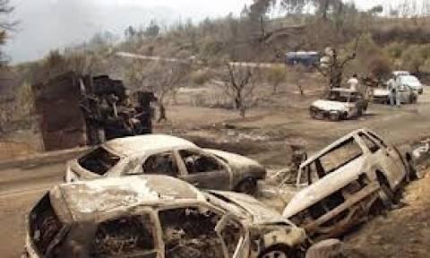 Nτοκουμέντο: Κίνδυνος παραγραφής αδικημάτων για φωτιές στην Ηλεία