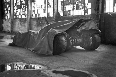 Batman VS Superman: Κυκλοφόρησαν οι πρώτες εικόνες του Batmobile