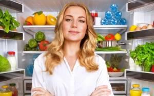 Πώς να οργανώστε το ψυγείο για να παραμένουν φρέσκα τα τρόφιμα (γράφημα)