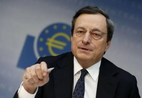 Ντράγκι: «Χωρίς επενδύσεις η Ευρώπη δεν μπορεί να πετύχει την οικονομική ανάκαμψη»
