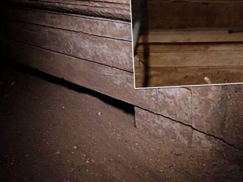Αμφίπολη: Μπήκαν στο τρίτο δωμάτιο του αρχαίου τάφου