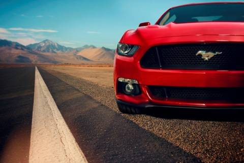 Ford: 50 χρόνια Mustang