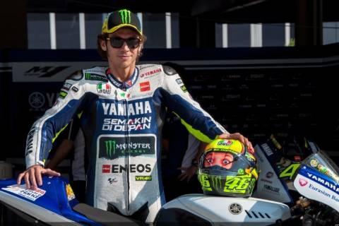 MotoGP: Το Grand Prix του San Marino και το κράνος του V. Rossi