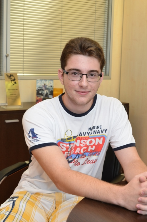 Νέστορας Χαχάμης: Ο 17χρονος που μας κάνει περήφανους εντός και εκτός Ελλάδος!