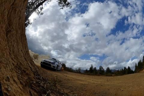 Rally Αυστραλίας 1η ημέρα: Στις τρεις πρώτες θέσεις η VW