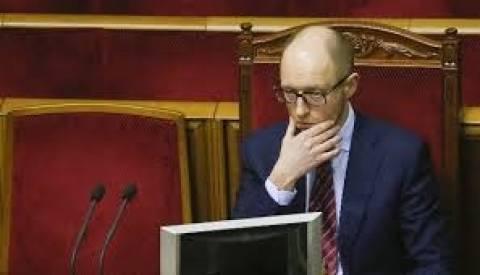 Γιατσενιούκ: Στόχος του Πούτιν να «αφανίσει» την Ουκρανία