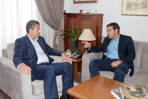 Τσίπρας: Ανυπομονεί να επισκεφθεί τις ανασκαφές στην Αμφίπολη