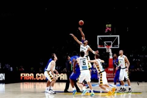 Μουντομπάσκετ 2014: Λιθουανία - Γαλλία 93-95