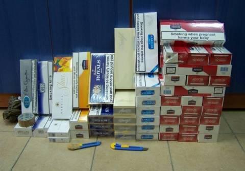 Κομοτηνή: Σύλληψη 58χρονου με λαθραία πακέτα και 6 κιλά καπνού