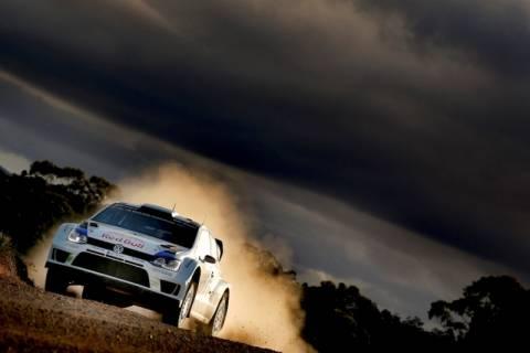 WRC: Ράλλυ Αυστραλίας δεύτερη ημέρα