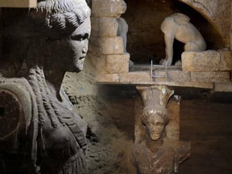 Αμφίπολη: «Πόλεμος» αρχαιολόγων για την ταυτότητα του ένοικου