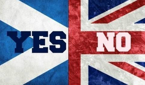 Σκωτία: Αποκτούν προβάδισμα οι υπέρμαχοι της ανεξαρτησίας