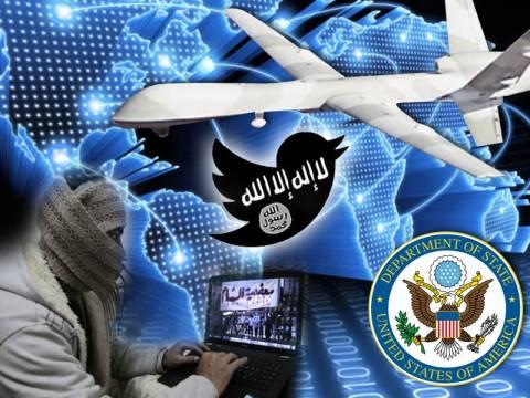 Η τρομοκρατία και η κατασκοπεία μέσω του Twitter
