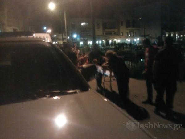 Κρήτη: Άγρια συμπλοκή στο Λιμάνι των Χανίων - Δύο άτομα στο Νοσοκομείο (pics)