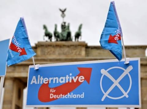 Γερμανία: Κερδίζει έδρες το ευρωσκεπτικιστικό κόμμα AfD