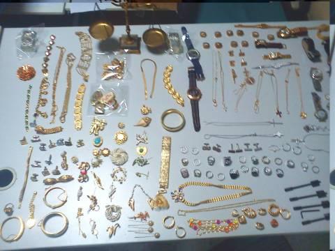 Κομοτηνή: 41χρονος αγόραζε κλεμμένα χρυσαφικά - Αναζητούνται οι δράστες