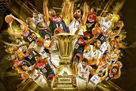 Μουντομπάσκετ 2014: ΗΠΑ - Σερβία LIVE