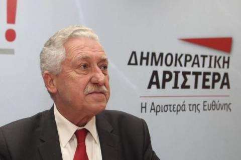 Κουβέλης: Όχι άλλα μέτρα εις βάρος των Ελλήνων