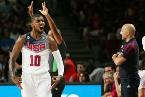 Μουντομπάσκετ 2014: ΗΠΑ – Σερβία 129-92